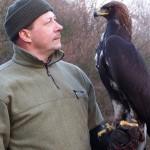 Sokolnictwo - rozmowa z Henrykiem Mąką