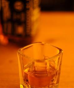 whiskey o smaku dziczyzny